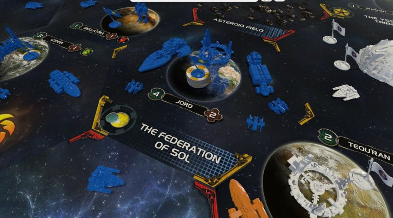 Tabletop Simulator Twilight Imperium