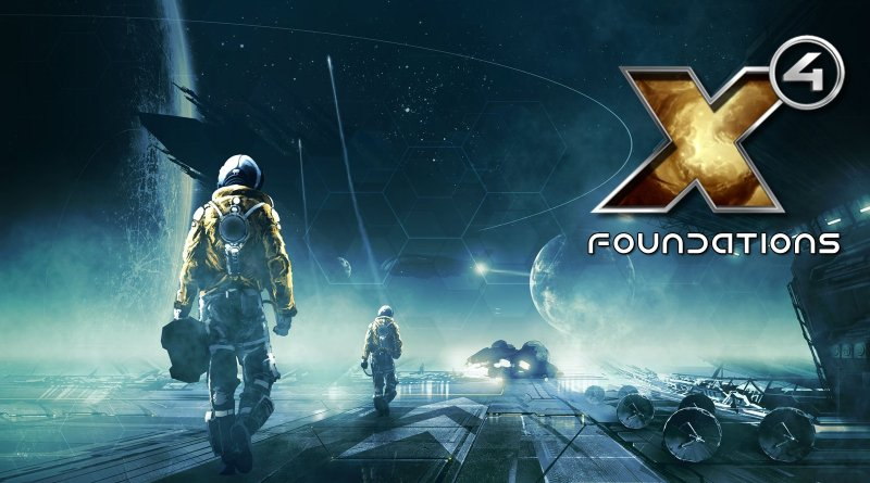 X4 Foundations Gameplay en Español