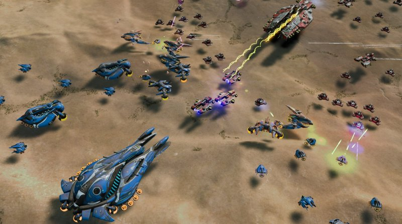 Ashes of the Singularity Escalation