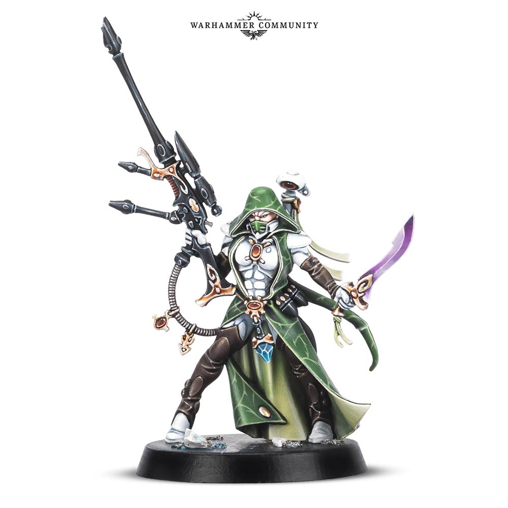 Blackstone Fortress Eldar