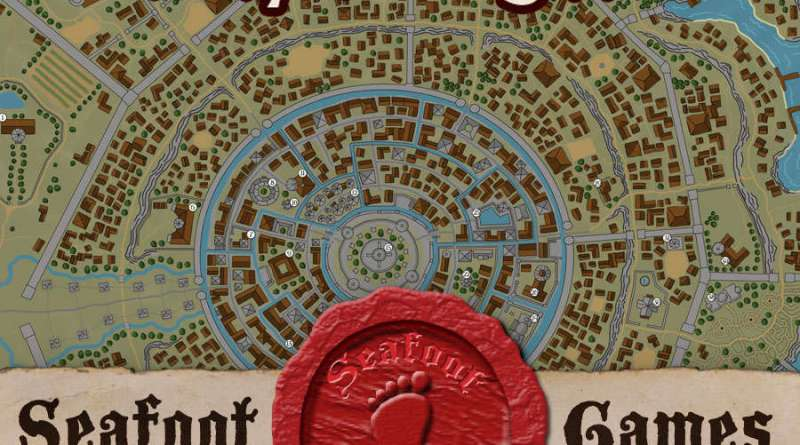 Mapas de Seafoot Games