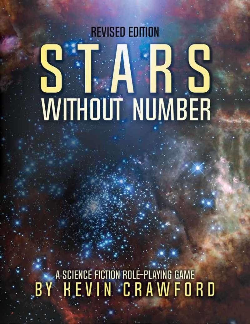 Stars Without Number - Los Mejores Juegos de Rol del 2018