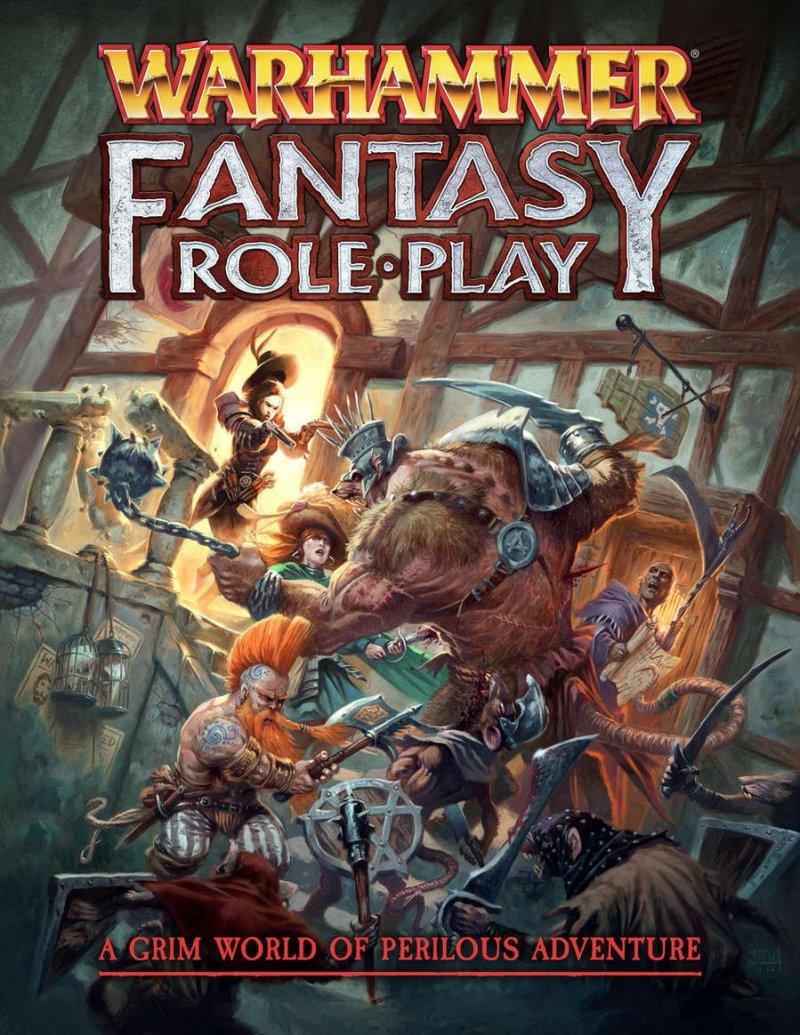 Warhammer Fantasy - Los Mejores Juegos de Rol del 2018