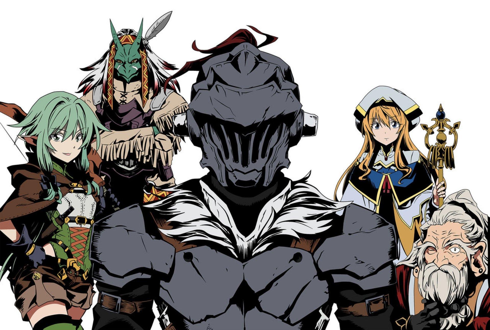 Goblin Slayer Grupo