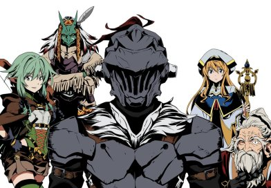 Goblin Slayer Portada
