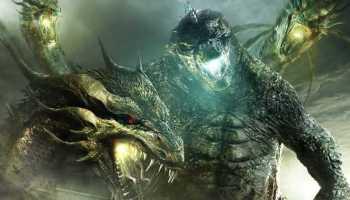 Monstruos-Godzilla