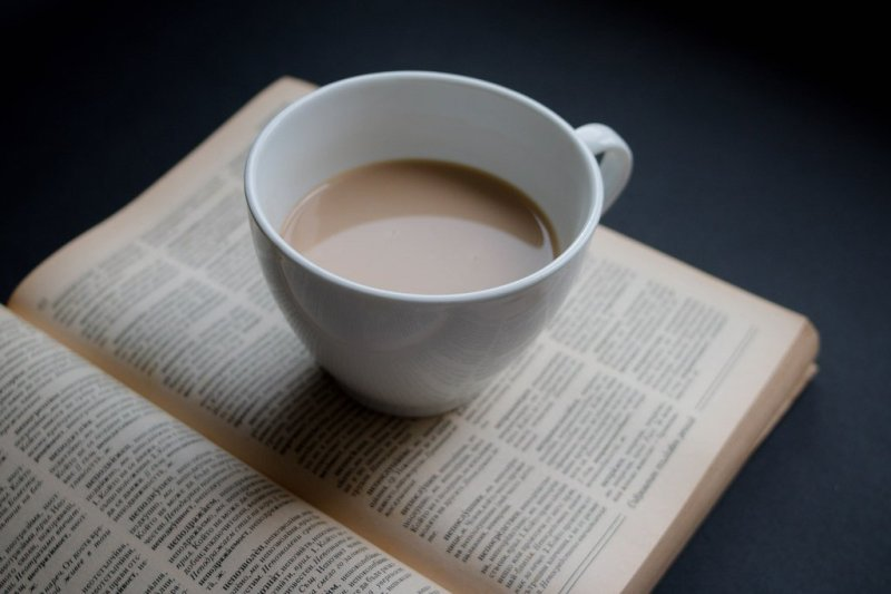 Coffee and Book por wuestenigel