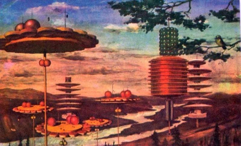 Ciudad del Futuro Soviética
