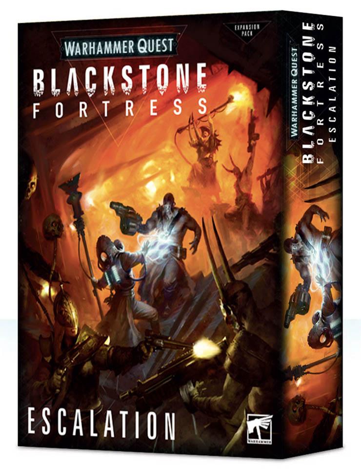 Black Stone Fortress Escalation