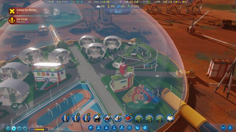 Surviving mars Domo