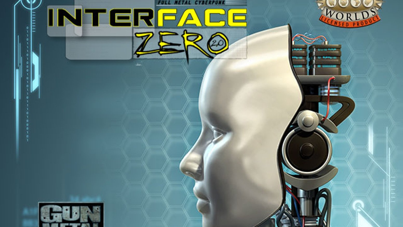 Interface Zero Portada