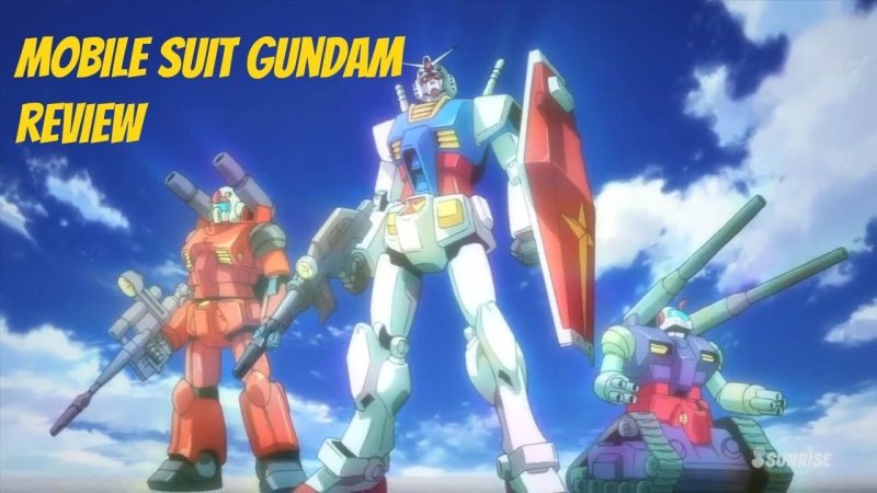 Mobile Suit Gundam Mecha
