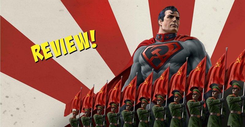 Superman Red Son la versión animada