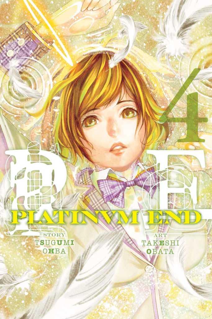 Platinum End Saki