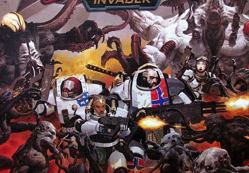 Zombicide Invader Portada