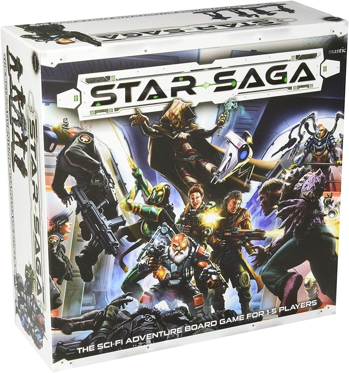 Star Saga 1