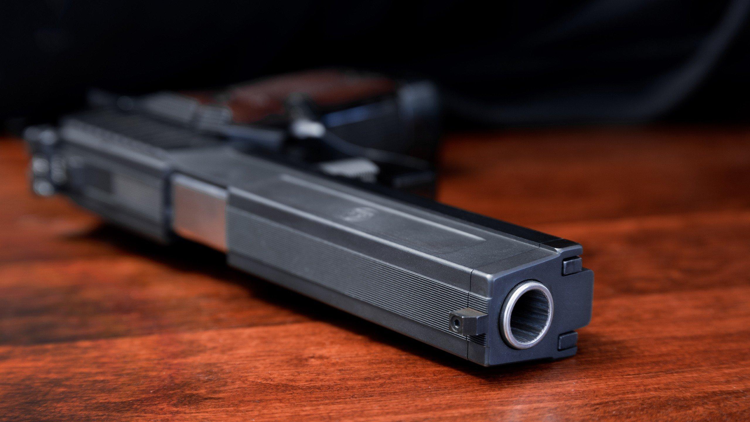 Terapia con Pistola