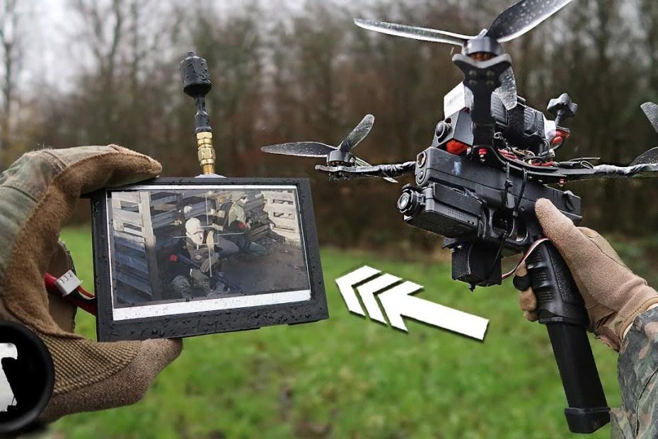 Drones Armados