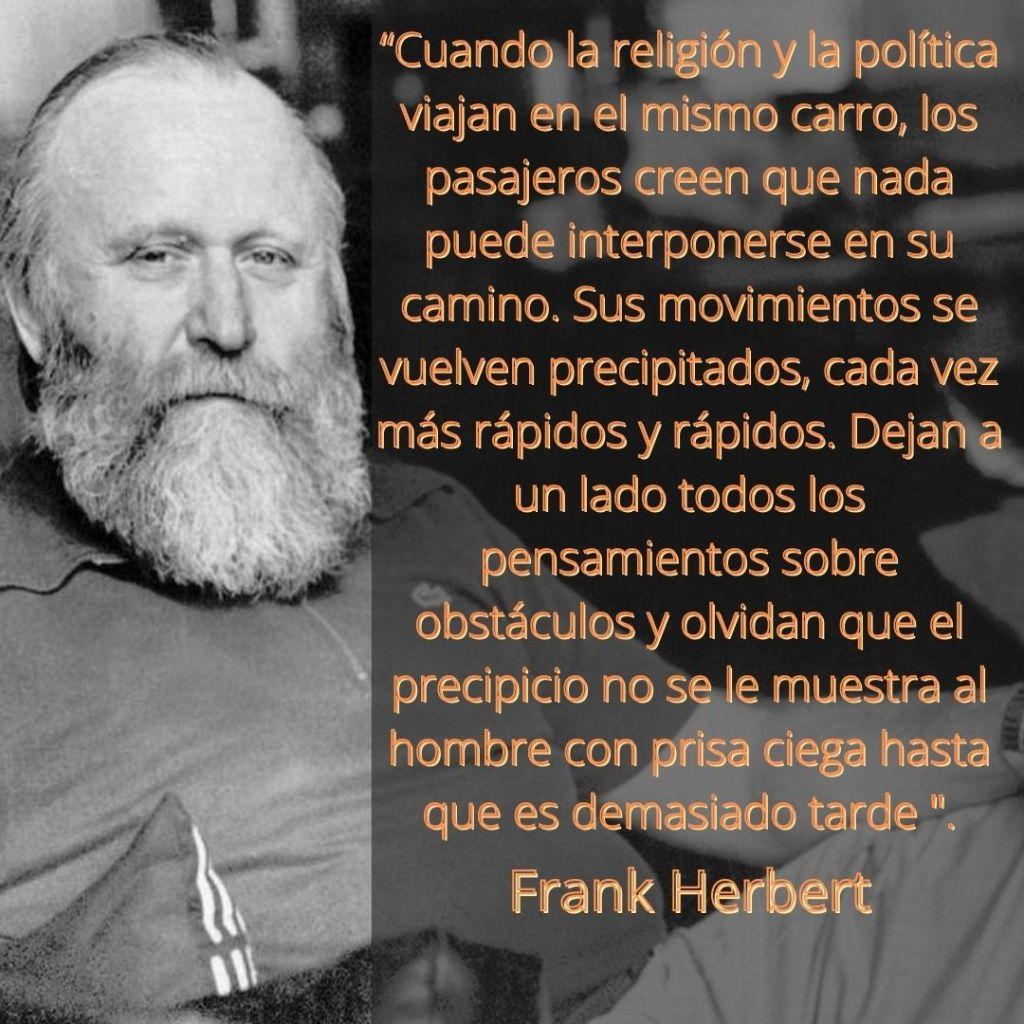 Frank Herbert Cita
