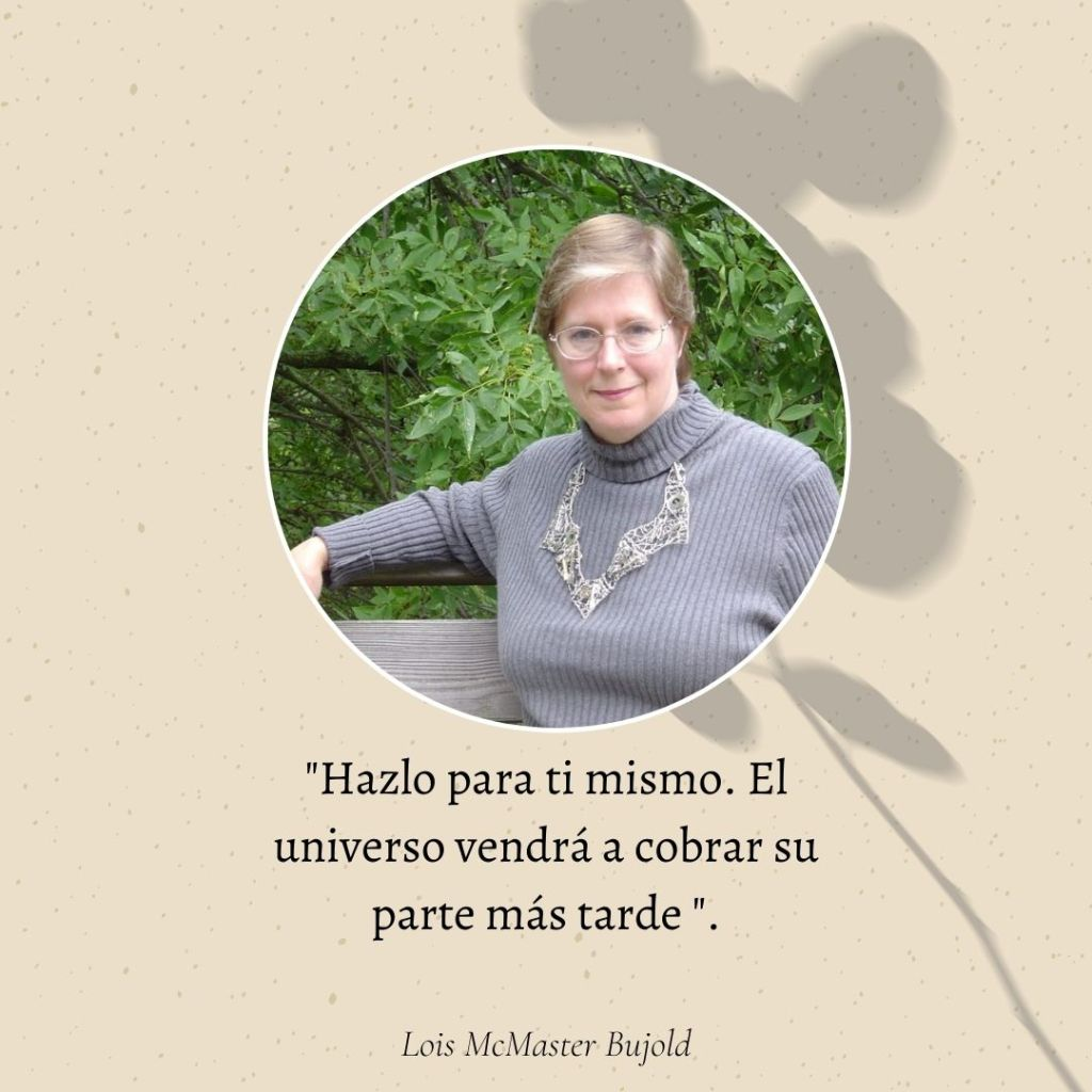 Lois McMaster Bujold Cita