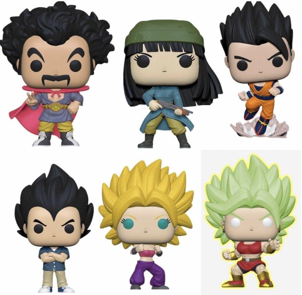 Personajes de Dragon Ball Z Funk Pop