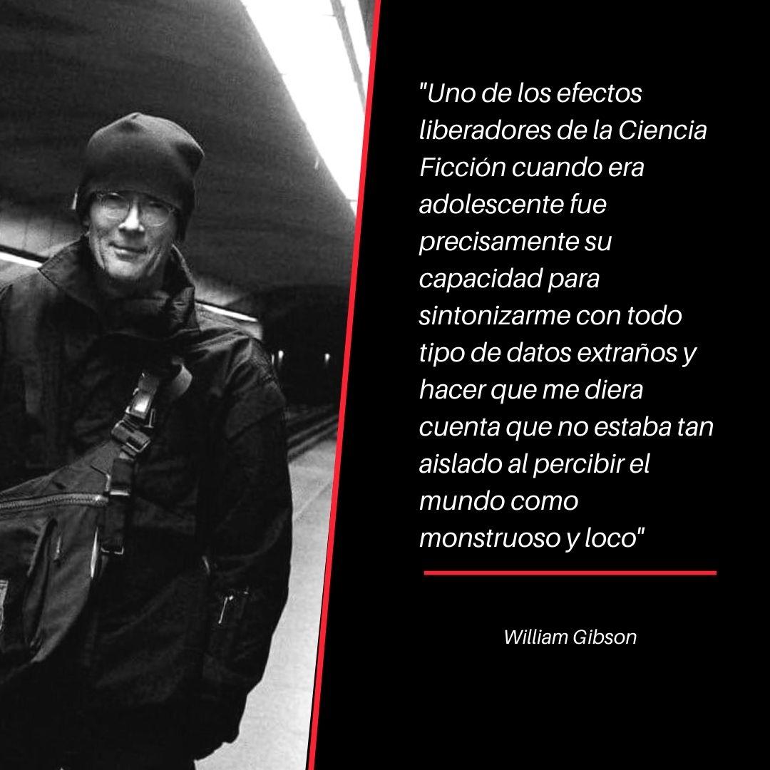 William Gibson Cita