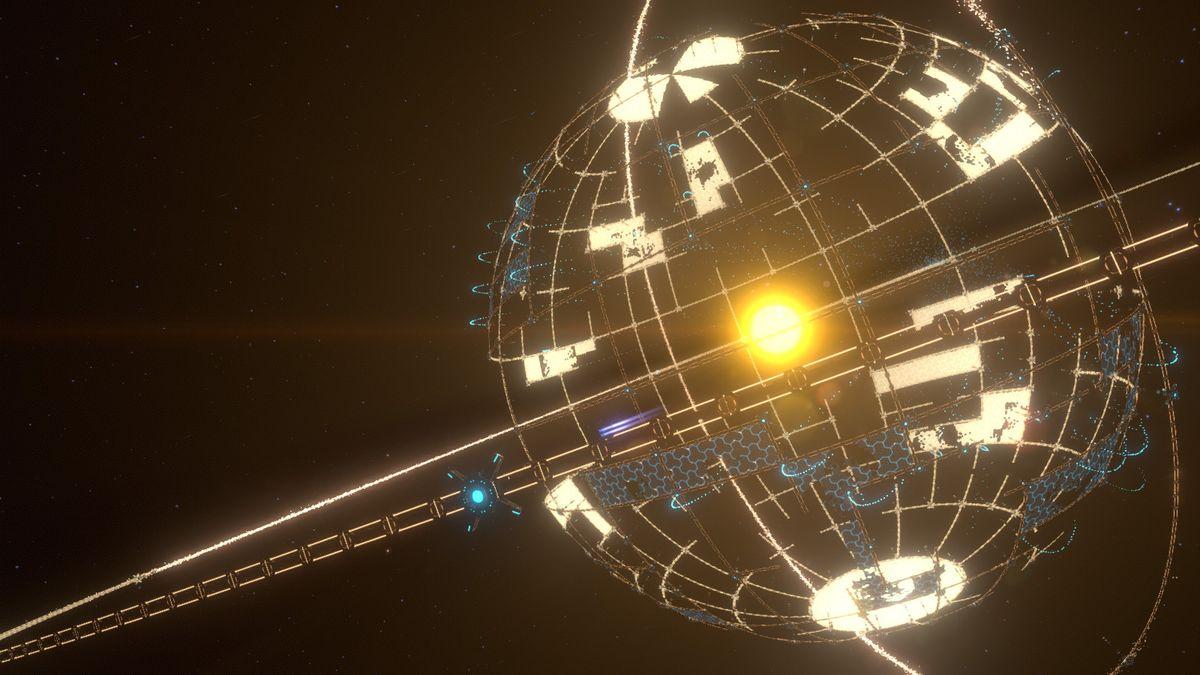 dyson sphere program título