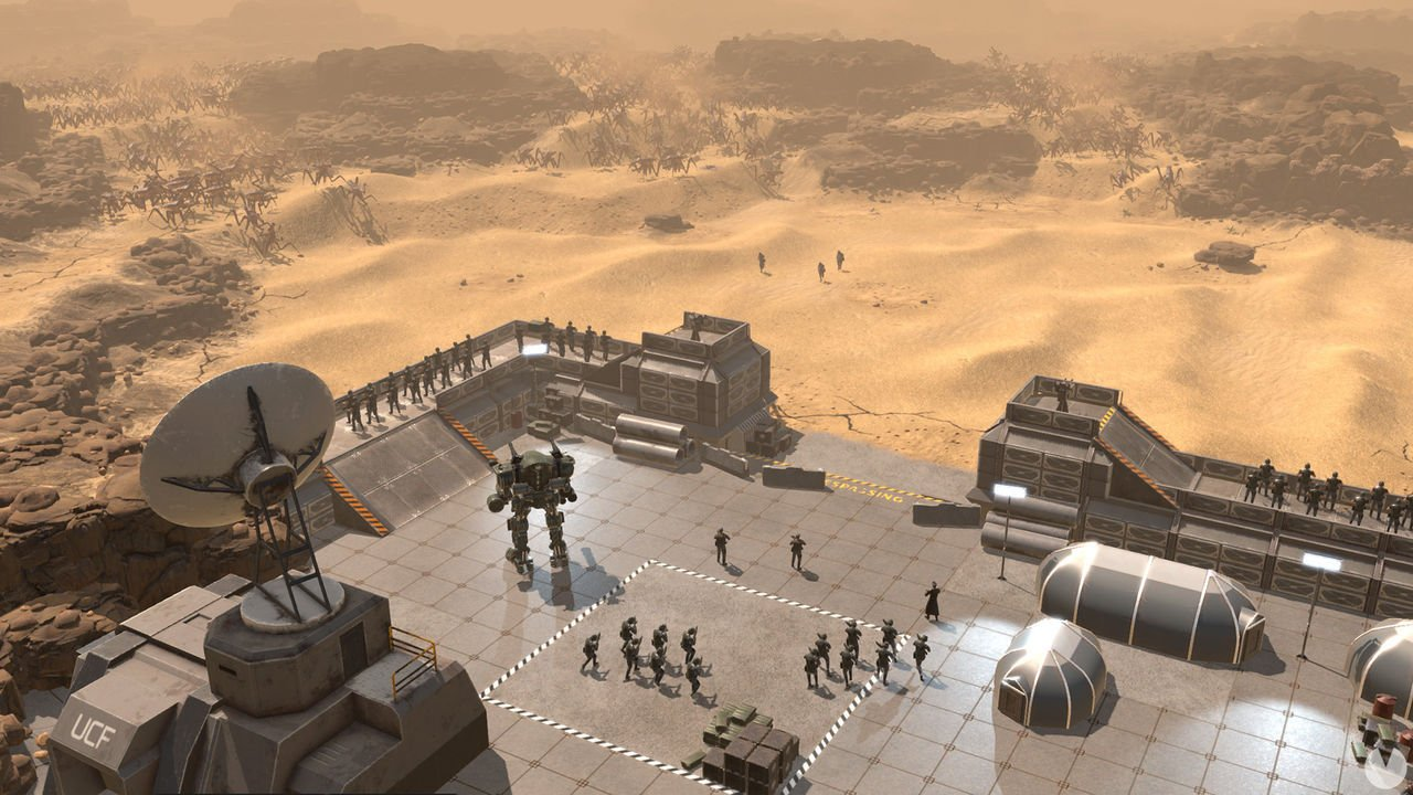 starship-troopers-terran-command Fort