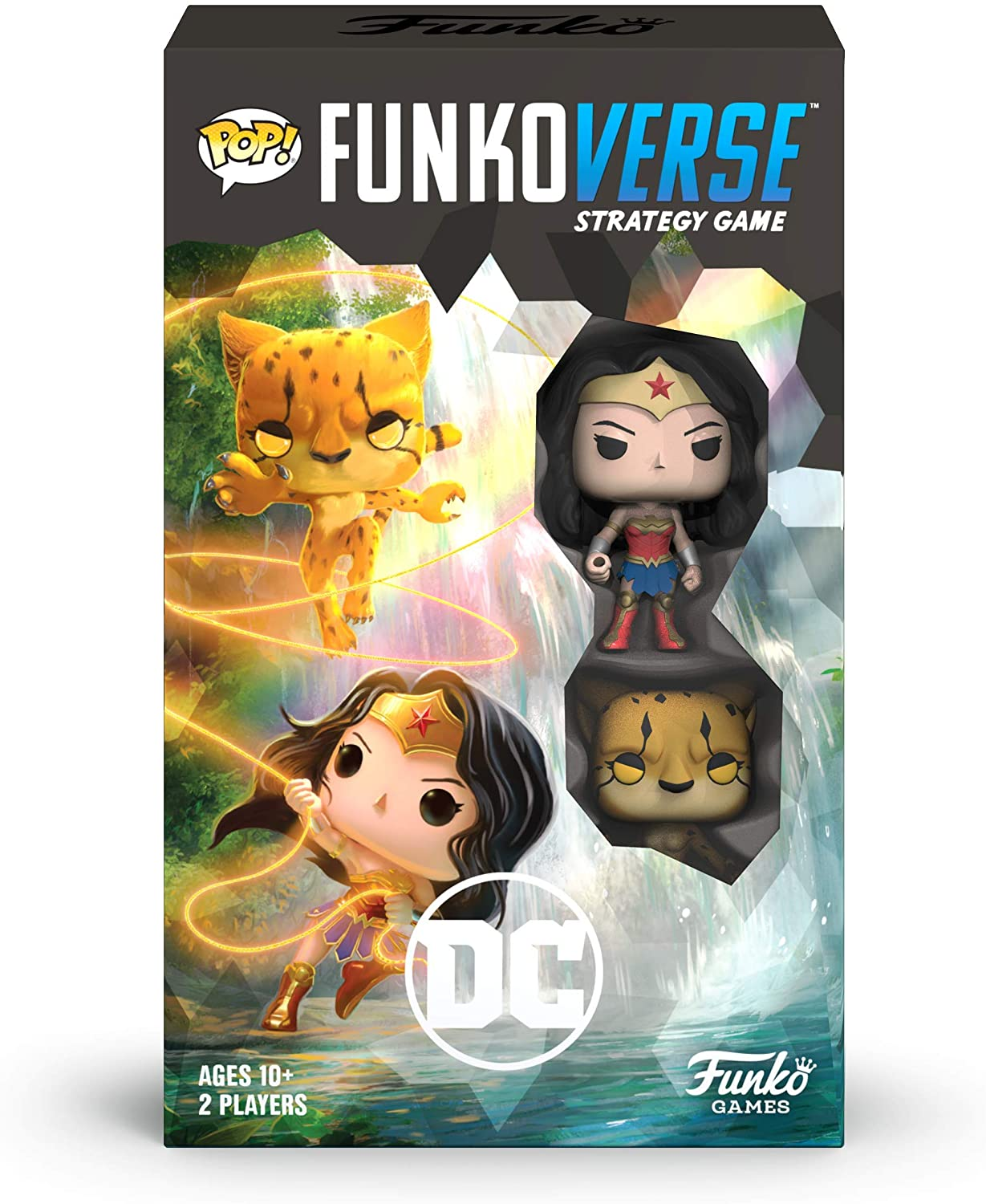 Funkoverse Wonder Woman Cheetah