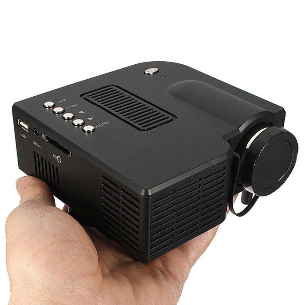 mini proyectores para juegos