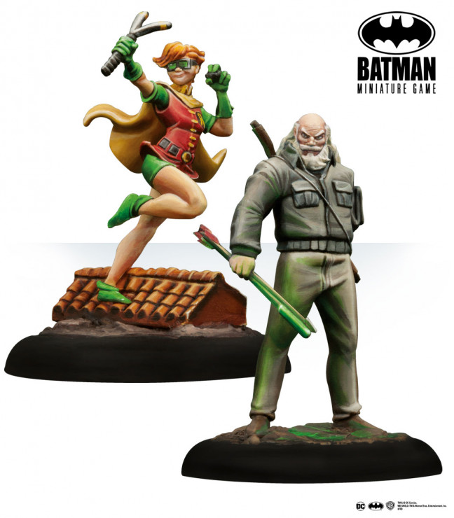 batman-miniature-game-oliver-queen-carrie-kelley-english