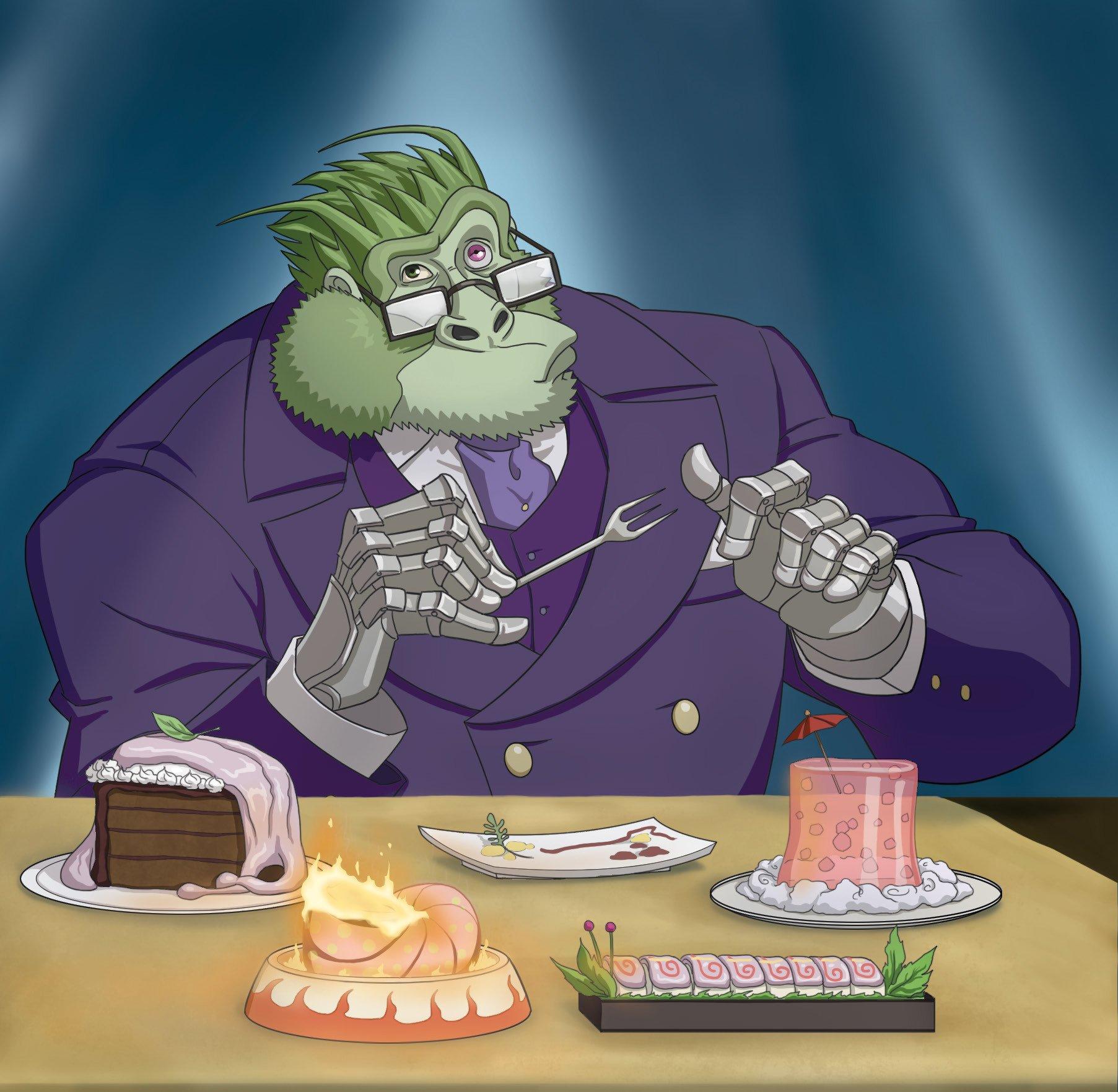 Uranium Chef Dr Durian