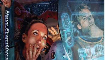 New Frontiers The Race for the Galaxy Board Game