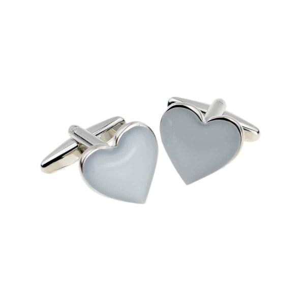 Love Heart Cufflinks