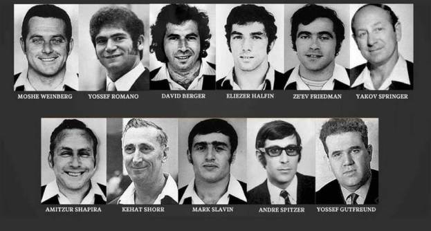 Munich massacre - GSG 9 - Special Forces Operation - Israeli Olympic Team