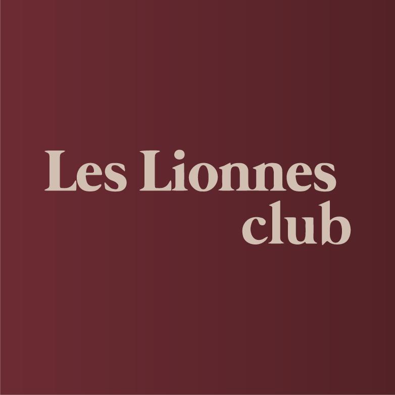 Logo de l'Association les Lionnes Club