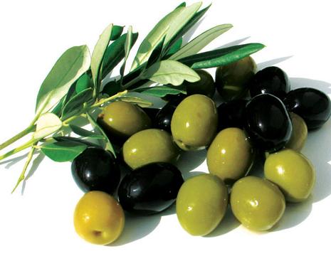 Fruto del olivo