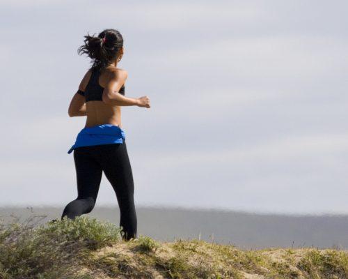 Hacer ejercicio es un hábito saludable