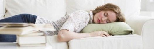 dormir siesta sofa
