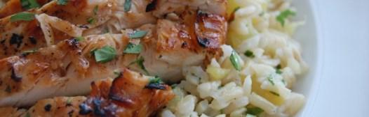 pechuga pollo arroz
