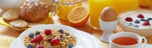 ¿Cómo debe parecer un desayuno saludable?