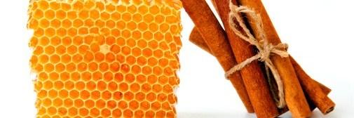 miel canela