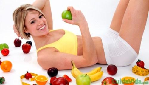 adelgazar comer fruta