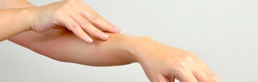 aplicar aceite piel hidratacion