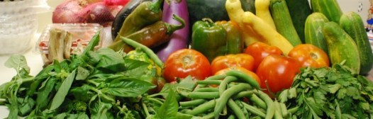 dieta mediterranea verduras