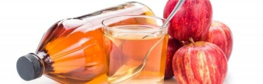 vinagre de manzana piojos
