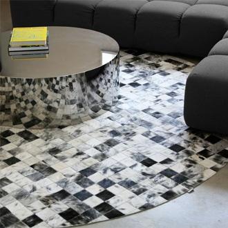 choisir un tapis rond ou rectangulaire