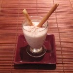 gaspacho radis 1 - Gaspacho de radis à la ciboulette