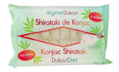 Shirataki de Konjac