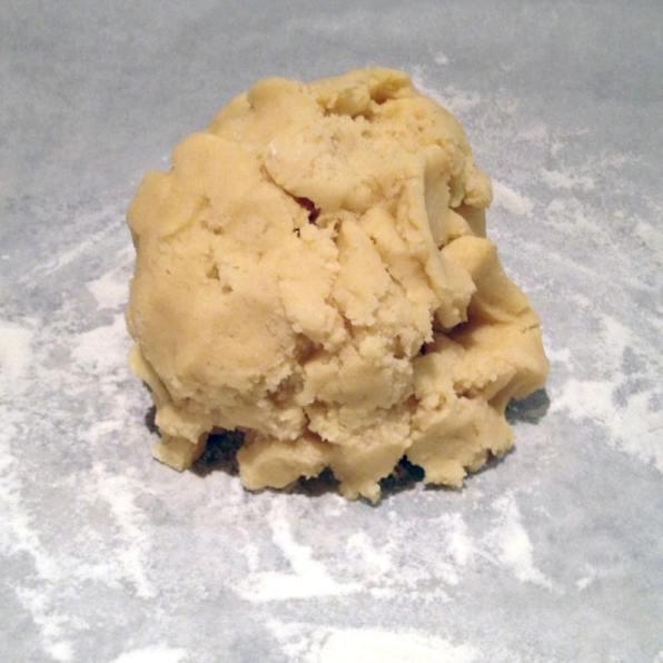 Recette de Pâte sablée aux amandes